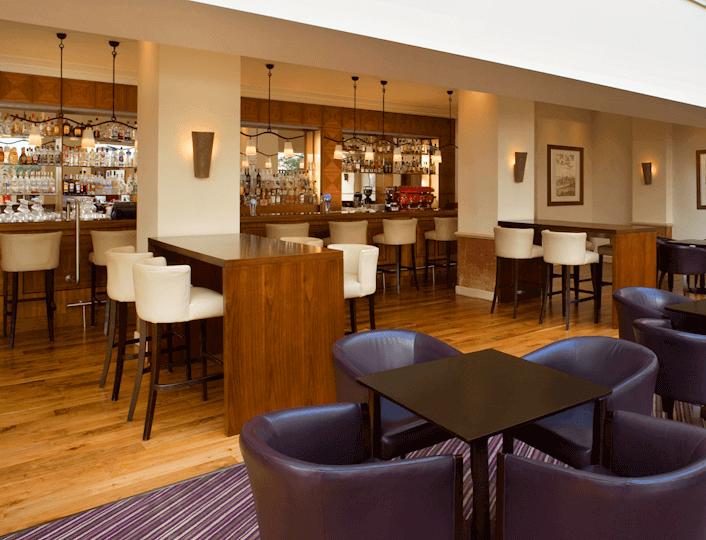 Wnętrze Qube Vodka Bar & Café